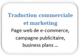 traducteur marketing français