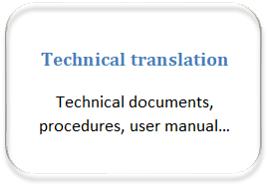 french technical translator